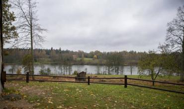 Pie Īvandes ezera